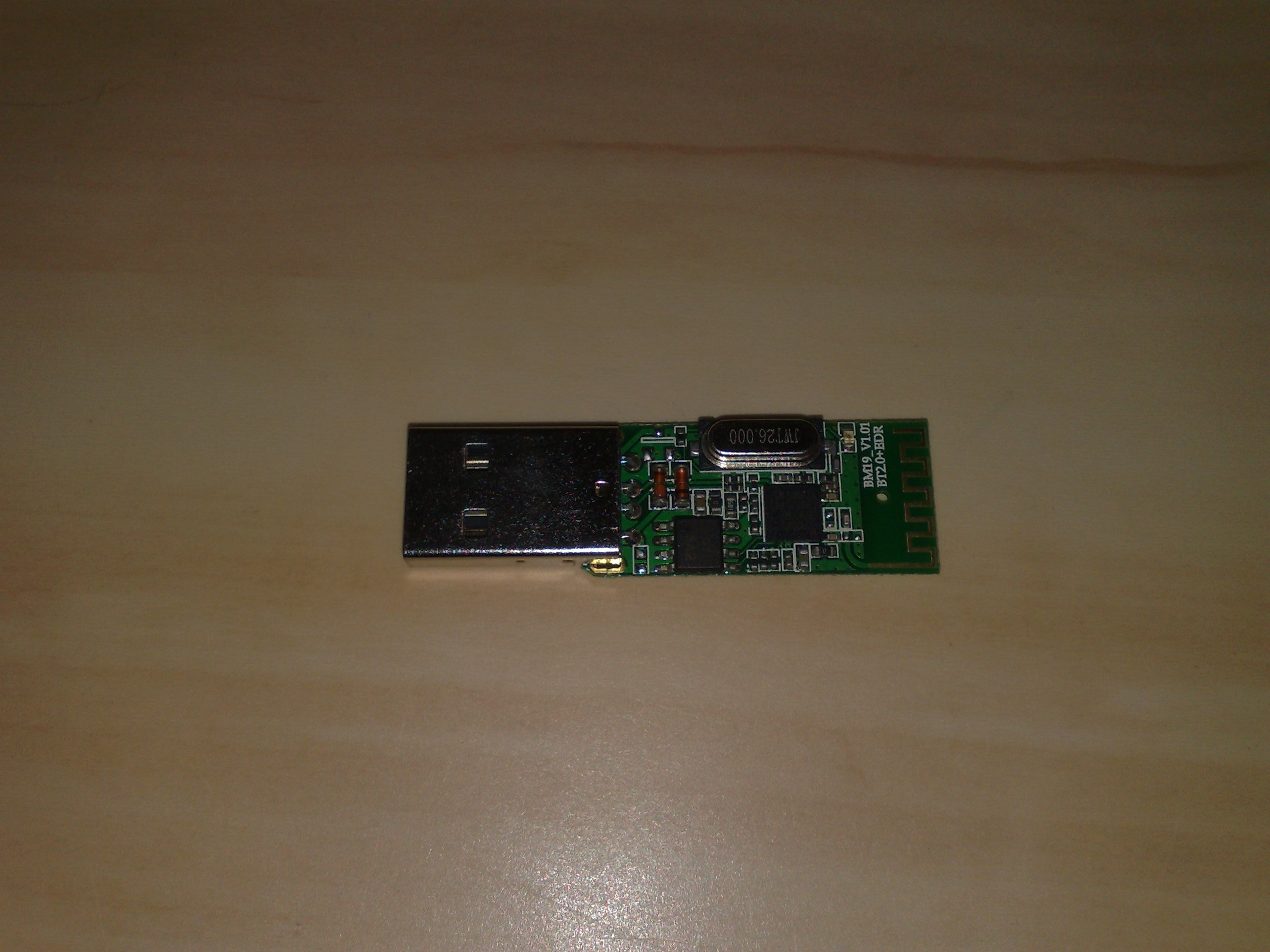 Broadcom Bluetooth Dongle Circuit